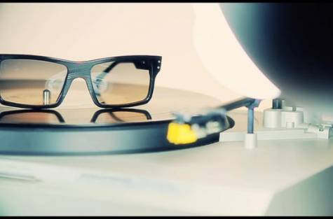 Tipton Eyeworks Makes Vinylize Eyewear